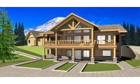 Bavarian Chalet House Plans Chalet Style House Plans