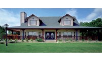Country House Plans with Open Floor Plan Country House ...