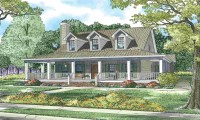 House Plans with Wrap around Porches Wellness Recovery ...