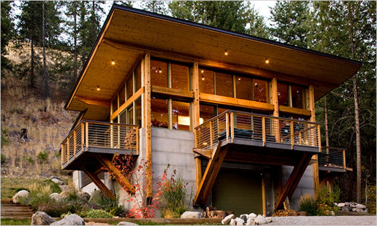 Modern Mountain Log Cabin Plans Beautiful Log Cabins In