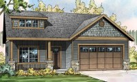 Craftsman Cottage House Plans Craftsman House Plans Small ...
