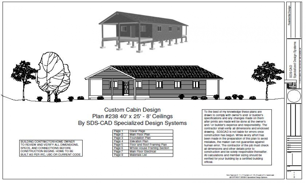 Cheapest One Room Cabin Kit One Room Cabin Plans Free, 1