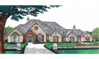 Luxury French Country House Plans French Country ...