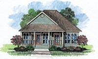 Acadian Cottage House Plans French Acadian House Plans ...