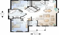 Simple 5 Bedroom House Plans Two Bedroom House Plans ...