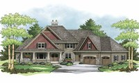 Two-Story Craftsman Style Homes Exterior Colors 2 Story ...
