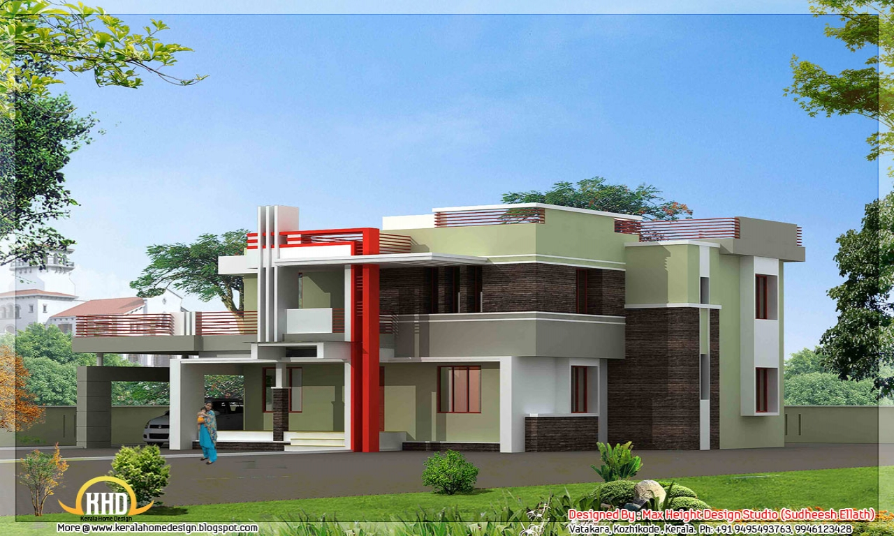 Good House Plans in Kerala Kerala Model House Design
