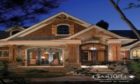 Cottage Style House Plans with Front Porch Stone Cottage ...