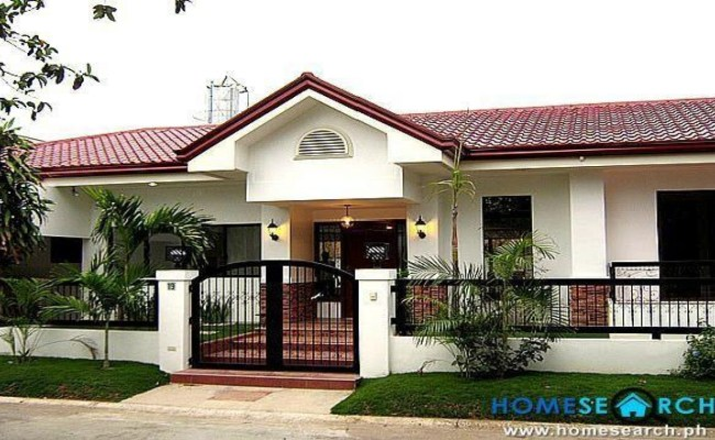 Bungalow House Pictures Philippine Style Bungalow House