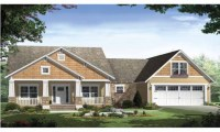 Craftsman House Plans Small Cottage Craftsman Style House