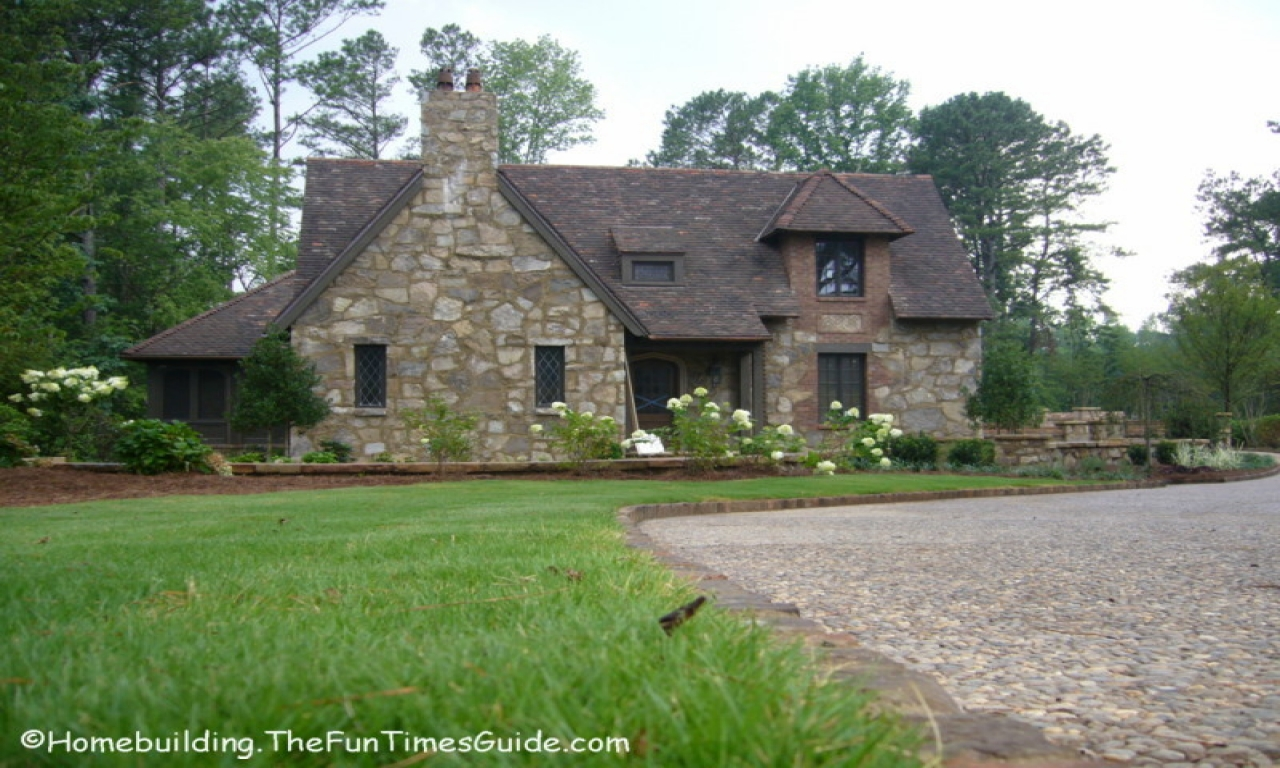 Cotswold Cottage Style Homes English Cottage Style Homes cottage houses  Treesranchcom