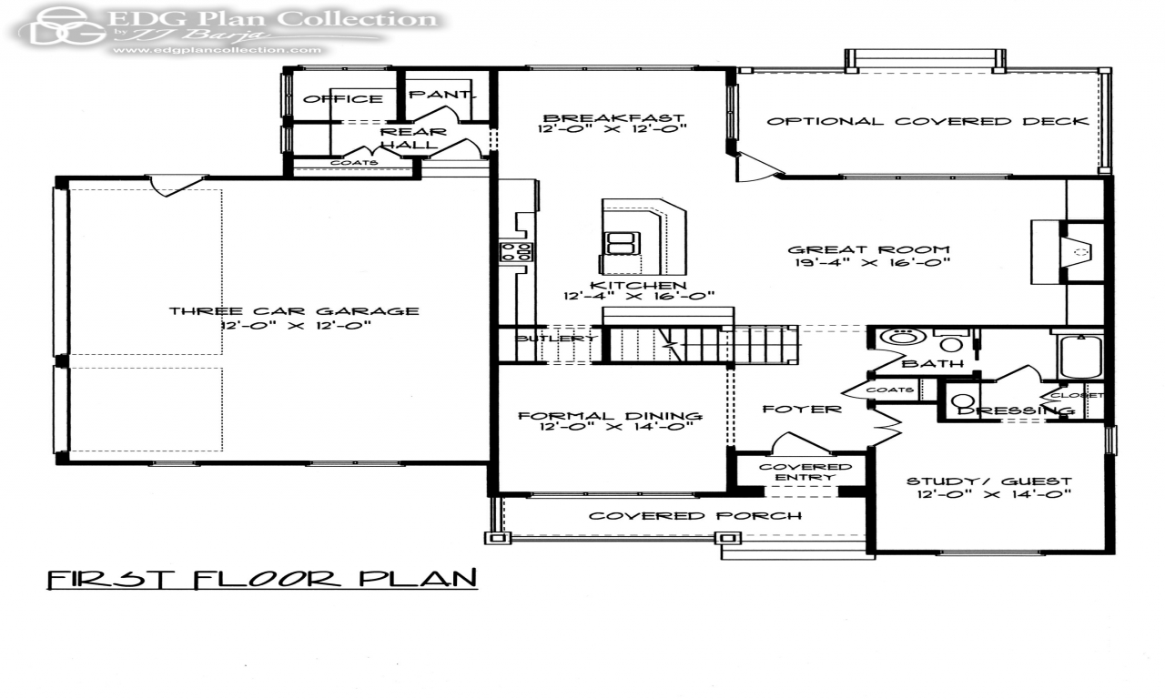 Craftsman Bungalow Floor Plans 1925 Craftsman Bungalow