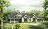 Ranch Style House Plans with Wrap around Porch Floor Plans