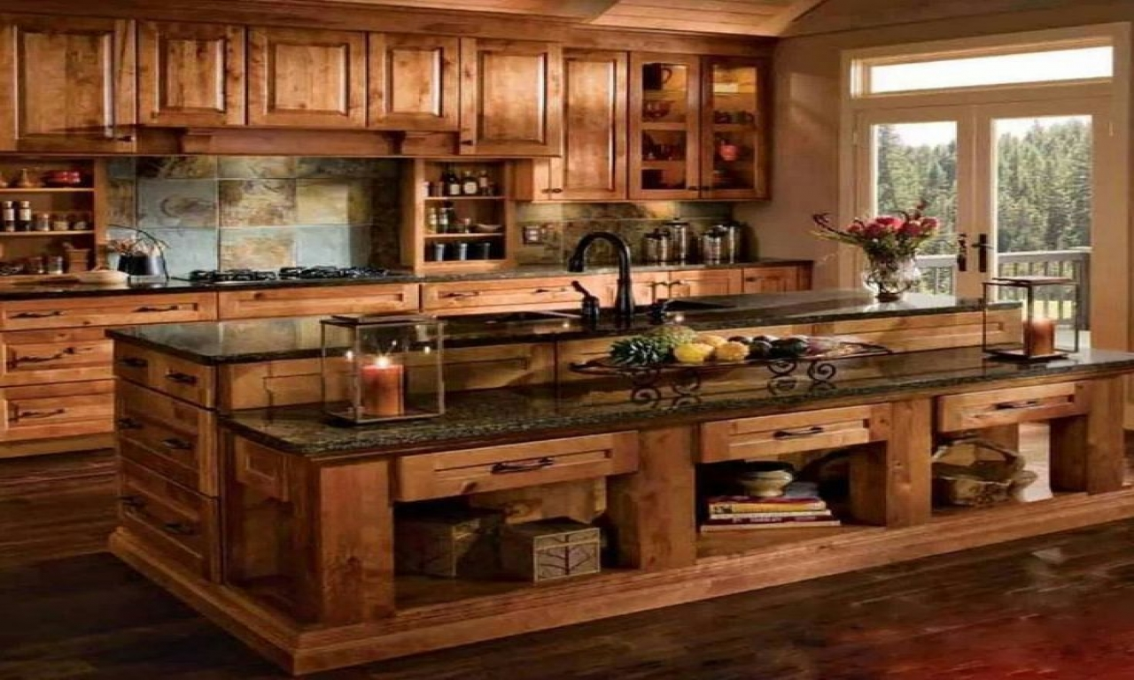 Rustic Modern Kitchen Ideas Rustic Kitchens Ideas home