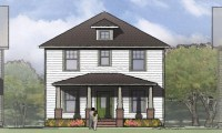 Victorian Cottage House Plans Small Victorian House Plans ...