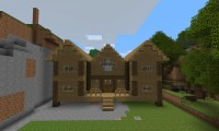 Minecraft Wood House Designs Great Minecraft House Designs ...