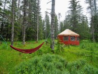 Living Off the Grid Cabin Alaska Simple Living, small