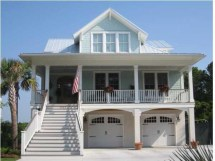 Beach House Plans Cottage Homes
