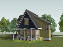 Rustic Cottage House Plans Contemporary