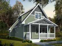 Small Country Cottage House Plans