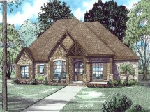 Craftsman Style House Plans with 3 Car Garage