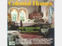 Colonial Homes Magazine Covers Primitive