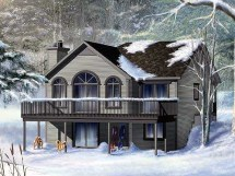Canadian Cottage House Plans Small