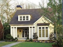 Small Cottage House Plans Country