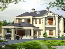 Modern Colonial Style Houses
