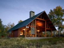 Cabin Plans Small Ranch House Design