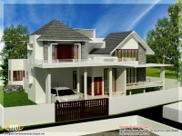 Modern Contemporary Home Design Plans Modern Contemporary