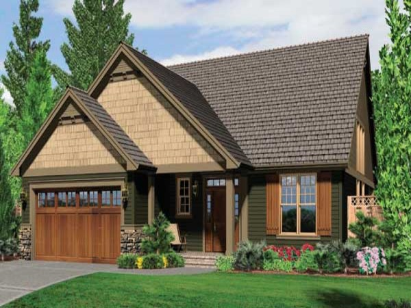 Craftsman Style House Shutters