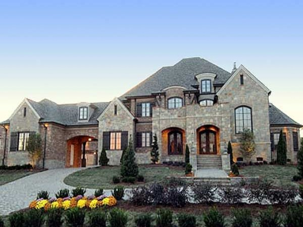 Luxury Tudor Homes French Country Home Design