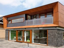 Simple Modern House Architectural Design