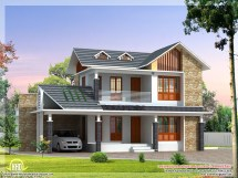 Small House Exterior Design Beautiful Villa