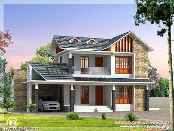 Home Design Exterior Small House