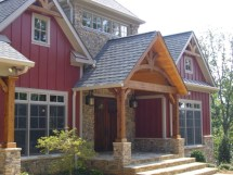 Rustic House Plans with Front Porch