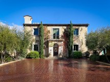 Tuscan Style Villa Plans California Homes