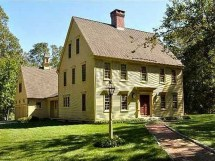 Classic Colonial Homes House Plans