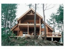 Mountain Home Small House Plans Cottage