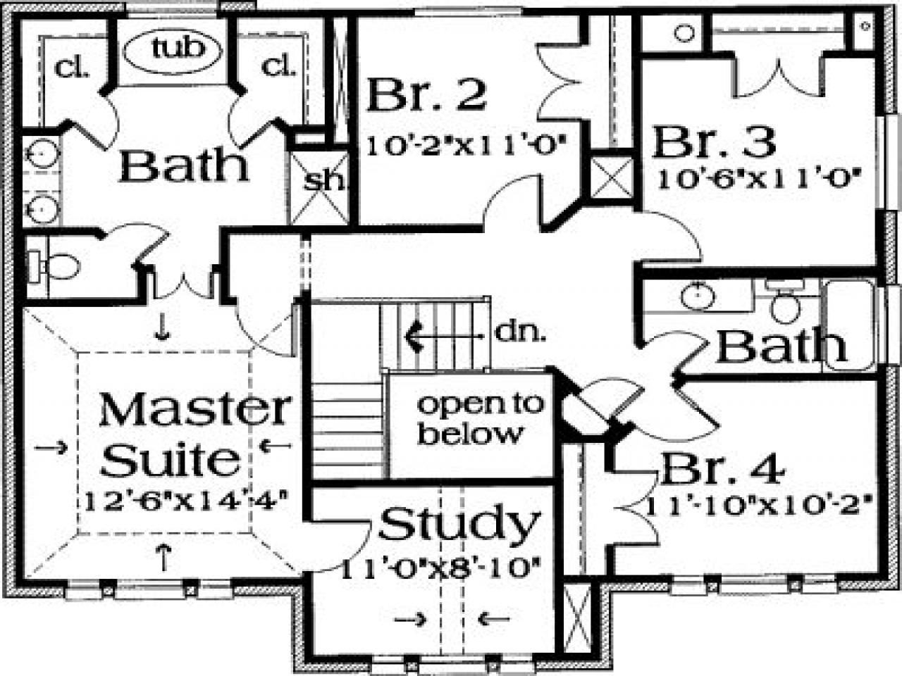 40-Foot Pool 40 Foot Wide House Plans, house plans 40 feet