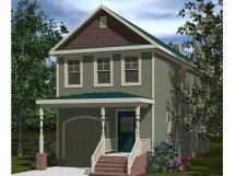 Authentic Victorian House Plans Small