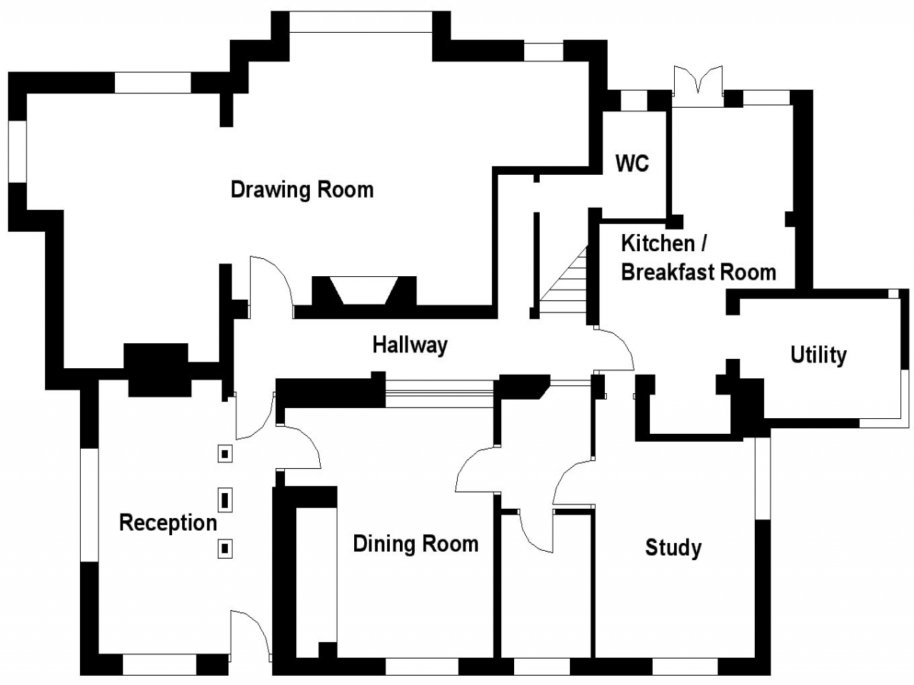 Sample Floor Plans with Dimensions Sample Floor Plans with