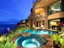 Beautiful Beach Mansions