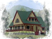 Timber Frame Cottage Kits Timber Frame Cottage Floor Plans