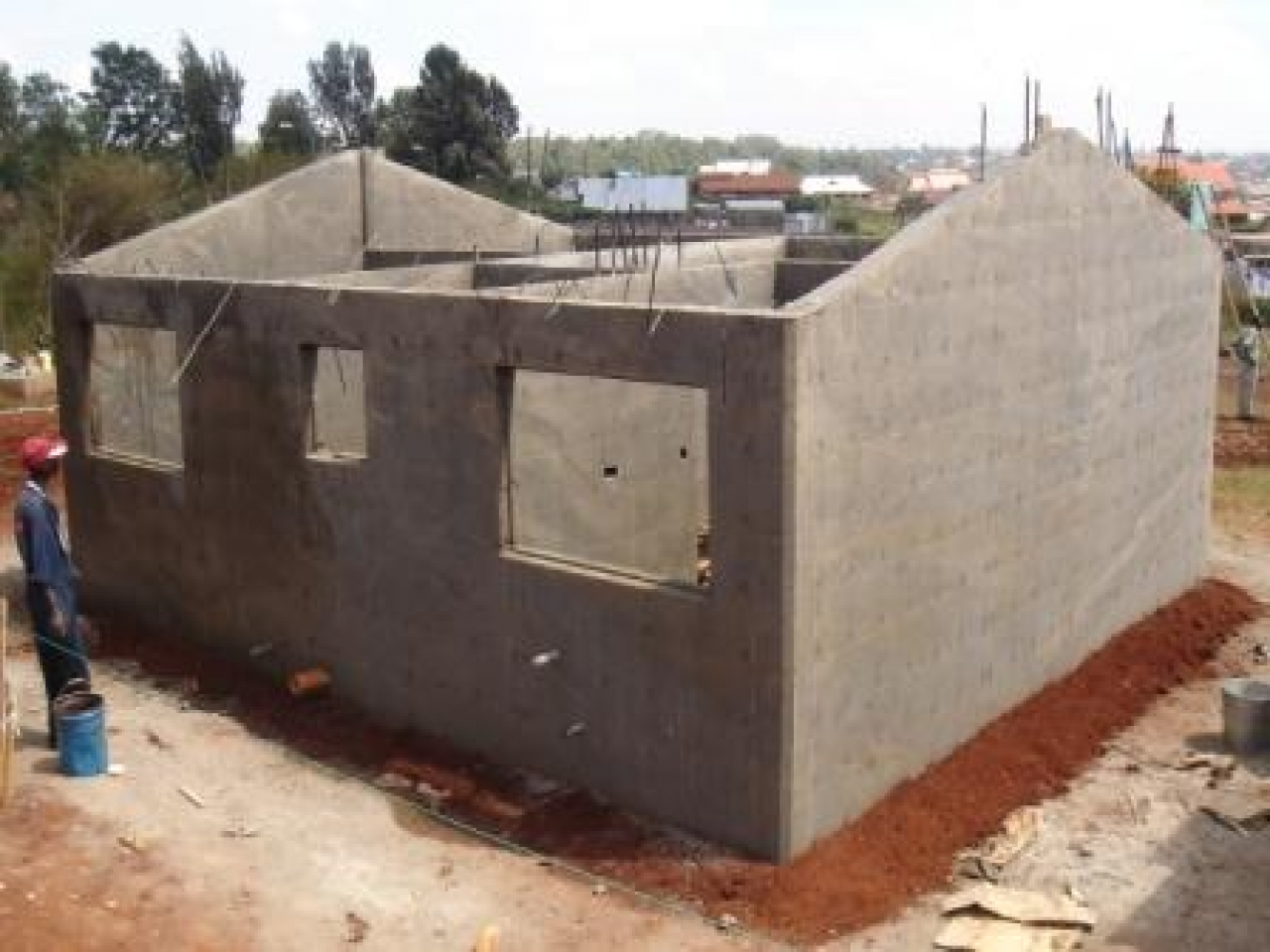 Cost Of Poured Concrete House Poured Concrete Underground