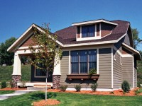 Craftsman Style Bungalow Home Plans Craftsman Bungalow ...