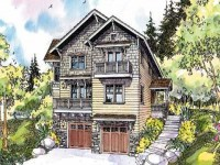 Craftsman House Plans with Basement Craftsman House Plans ...