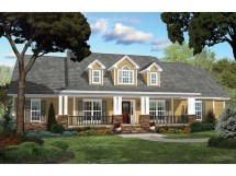 French Country Estate Home Plans House