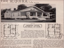 Sears and Roebuck Bungalow Houses